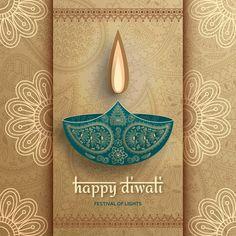 Greeting Card For Diwali Festival Celebration In India Stock Vector - Illustration of flame, deepawali: 128554191 Happy Diwali Images Hd, Happy Diwali Wallpapers, Happy Diwali Quotes, Diwali Pictures, Diwali Greeting Cards, Diwali Greetings, Diwali Wishes, Diwali Cards Designs, Diwali Poster