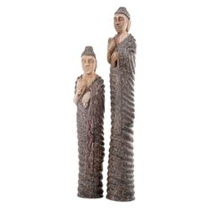 Modern Day Accents Culto Standing Buddha Sculpture - 7719