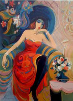 Isaac Maimon is an Israeli Artist born in 1951. Isaacstudied at the Avni Institute of Fine Art in Tel Aviv. In 1980, he started teaching at the School of Visual Arts in Beer-Sheeba and later that year the Kaye Art Academy. Maimon's paintings capture the essence of a true urban scene with bold and bright colors.