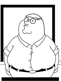 family guy coloring pages picturesjpg 550731