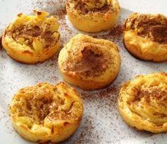 Receitas da Dieta Dukan: Pãozinho de Leite Dukan