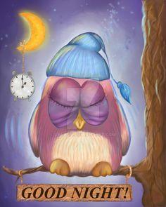 Sweet dreams by Lafusik on DeviantArt Funny Good Night Images, Good Night Qoutes, Good Night Prayer, Good Night Friends, Good Night Messages, Good Night Wishes, Night Quotes, Good Night I Love You, Good Night Sweet Dreams