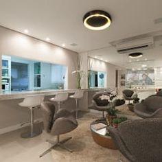 Andréa Carvalho Arquitetos Associados: modern tarz Oturma Odası