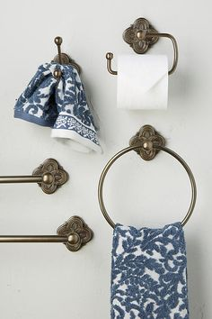 Slide View: 3: Ferriday Toilet Paper Holder