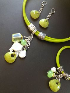 Phyllis Clark Designs: A Tempting Tantalizing Trio #blog #jewelry