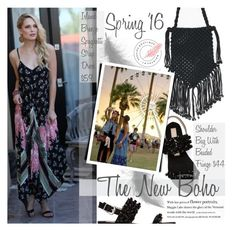 """""""The New Boho"""" by seaside-boutique ❤ liked on Polyvore featuring N°21"""