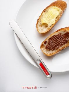 SpreadTHAT! butter spreader! nutella too!
