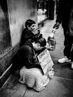 essay helping homeless people She claimed that most of the homeless people were very able-bodied and could  obtain a good job, but they chose  another mother and son did a lot to help the  homeless  im writing an essay on to persuade people to help the homeless.