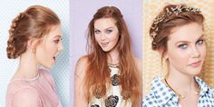 7 Pretty Spring Hairstyles To Get You Out Of Your Ponytail Rut