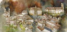 Aqualelis: Panorâmica Ouro Preto
