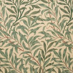William Morris Willow Bough Tapet