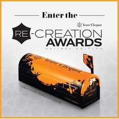 Discover our latest production for Veuve Clicquot on awards.veuve-clicquot.com