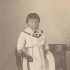 Elias Jonas - Nez Perce - circa 1885