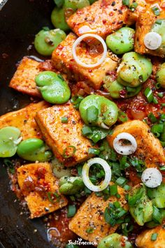 Pureed Food Recipes, Cooking Recipes, Healthy Recipes, Cooking Tips, Meals Without Meat, Asian Recipes, Ethnic Recipes, Tofu, Tempeh