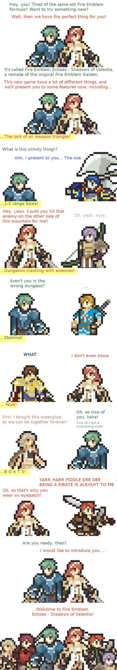 Welcome to Shadows of Valentia