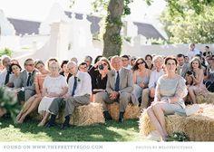 Léan & Janinas Sophisticated Farm Wedding . Image by weloveweddings