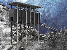 Série de tests réussie pour la construction d'un musée norvégien avec l'architecte Zumthor | WestWood