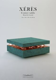 pont des arts center table furniture - Pesquisa Google