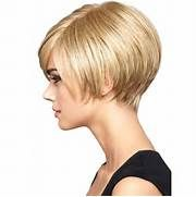 Totally Chic Short Bob Hairstyles For Girls. layered short bob hairstyles with bangs. short layered bob hairstyles for thick hair. short layered bob hairstyles for fine hair Short Wedge Haircut, Short Wedge Hairstyles, Inverted Bob Hairstyles, Short Haircut Styles, Haircuts For Fine Hair, Short Bob Haircuts, Wig Hairstyles, Straight Hairstyles, Asymmetrical Hairstyles