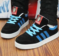 Little monkey skateboarding shoes men's popular women's shoes fashion hip-hop shoes skateboard shoes lovers shoes hip-hop shoes $21.46