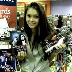 The Vampire Diaries 3, Vampire Diaries The Originals, Elena Gilbert, Movies Showing, Movies And Tv Shows, Teenage Dirtbag, Vampire Dairies, Film Aesthetic, Delena