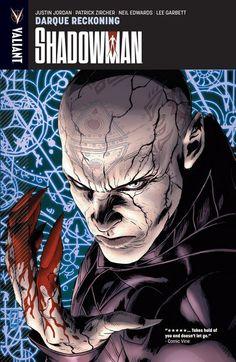 Shadowman Vol. 2 – Darque Reckoning (2013) #shadowman #valiantcomics #valiant #comics #darque