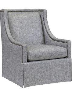 Havertys - Colton Swivel Chair  Bernhardt  $1,099