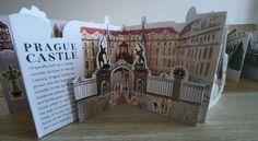 PANORAMATICKÁ KNIHA O PRAZE - PRAŽSKÉ ZKRATKY Prague Castle, Reading, Books, Libros, Book, Reading Books, Book Illustrations, Libri