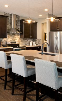 1000 images about morrison gourmet kitchens on for Ak kitchen cabinets calgary