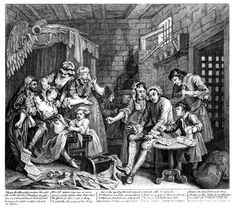 William Hogarth - A Rake's Progress - Plate 7 - The Prison Scene.jpg