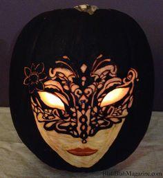 DIY Halloween : DIY carve a Halloween Pumpkin DIY Halloween Decor