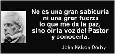 08.9 La Voz del Pastor - John Nelson Darby - cagemate