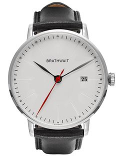 Our automatic release follow the unpretentious design of our classic slim wrist watch. The index markings are debossed into the dial with surgical precision. What appears as thin grey lines is shade f