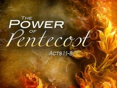 easter to pentecost 2015
