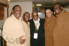 "The Manhattans continue to bring their smooth, classy live sound to their fans, with over 100 shows worldwide last year alone. With Edward ""Sonny"" Bivins at baritone, Al Pazant at bass, Lee ""The Reverend"" Williams at lead vocal and Charles ""Charming Charlie"" Hardy and Harsey ""The Candyman"" Hemphill sharing 1st and 2nd tenor, The Manhattans   THE MANHATTANS  NOW  http://www.themanhattans.net/"