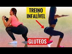 BUMBUM GRANDE Treino Certeiro Para Aumentar Bumbum Em Casa! Exercicios Para Ter Gluteos Perfeitos - YouTube