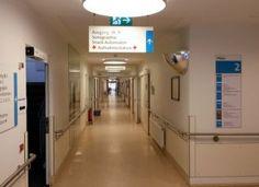 Das Katholische Karl-Leisner-Klinikum.