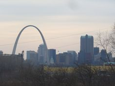 St Louis from the highway!!