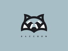 Raccoon Logo Icon