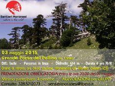 promemoria attività www.sentierimoranesi.com