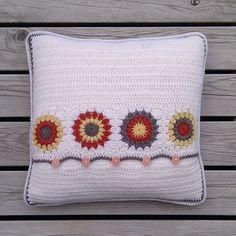 cushion cover care of solstrikke