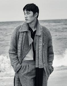 becantall:  Park Min Hyuk ph Kim Hyung Sik for GQ Korea Dec 2015