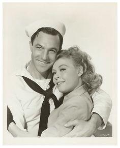 Gene Kelly and Vera Ellen