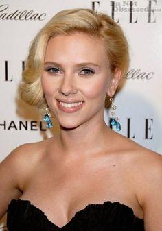 21 Retro Hairstyles: Scarlett Johansson