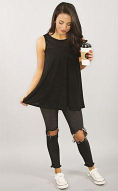 Women's Fashion & Casual Tops, Tanks and Tees Page 3   ShopRiffraff.com