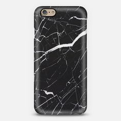 iPhone 6 Black Marble Case | Casetify