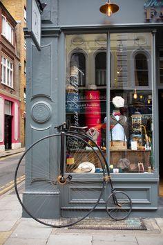 Thomas Farthing, Bloomsbury, London