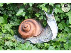 Zahradní dekorace zvířata - Bydlenijehracka.cz Snail, Animals, Animales, Animaux, Snails, Animal Memes, Animal, Animais, Shells
