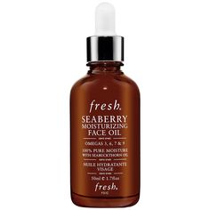 """4/30 """"My dry winter skin loves Fresh Seaberry. It's not greasy and gives me a soft, dewy look when applied in the AM under my makeup. The scent is very natural and calming."""" -Lauren H., Assistant Marketing Manager, Promotions #Sephora #DailyObsessions"""