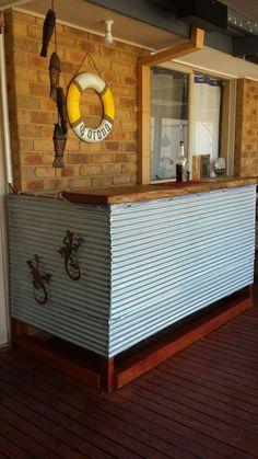 Home made bar